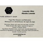 Yoga Mat Cleaner and Refresher