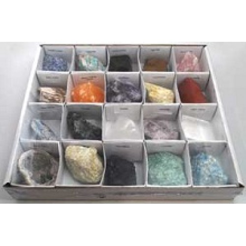 Assorted Large Stones and Crystals