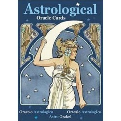 Astrological Oracle Card Deck