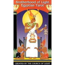 Brotherhood of Light Egyptian Tarot Cards