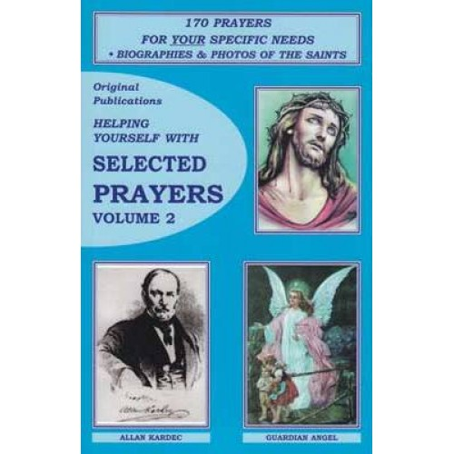 Helping Yourself with Selected Prayers Vol 2